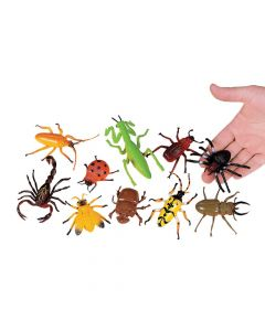 Just Buggy Bugs and Spiders
