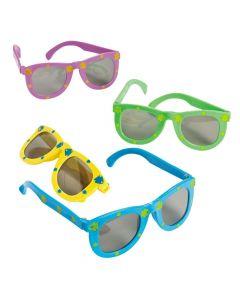 Kids' Fish Print Sunglasses