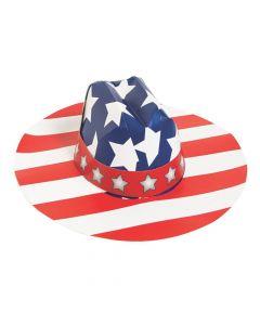 Kids' Patriotic Cowboy Hats
