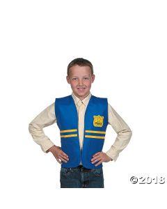 Kids' Police Vest