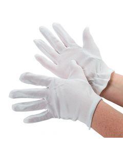 Kid's White Gloves