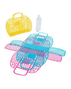 Large Jelly Beach Totes