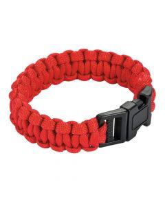 Large Red Paracord Bracelets
