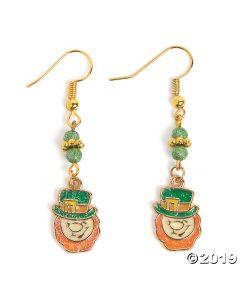 Leprechaun Earrings Craft Kit
