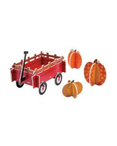 Lil' Pumpkin Party Centerpiece