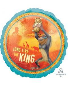 Lion King Foil Balloon