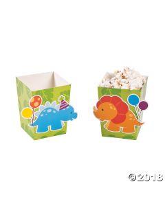 Little Dino Popcorn Boxes