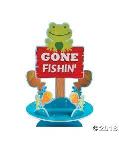 Little Fisherman Centrepiece