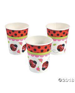 Little Ladybug Paper Cups