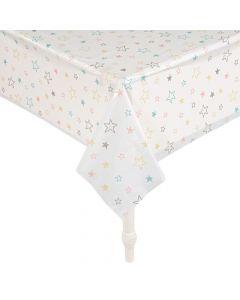 Little Panda & Friends Plastic Tablecloth