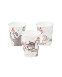 Little Panda and Friends Paper Cups