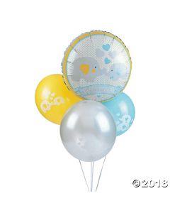 Little Peanut Mylar Balloon Assortment
