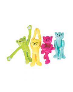 Long Arm Stuffed Cats