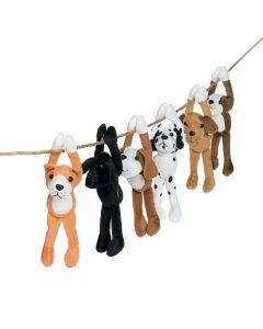 Long Arm Stuffed Dogs