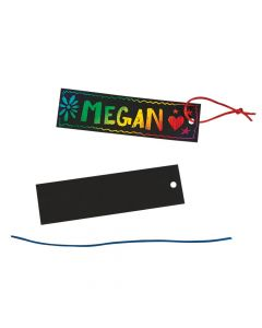 Magic Color Scratch Bookmarks
