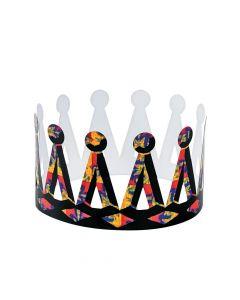 Magic Color Scratch Crowns