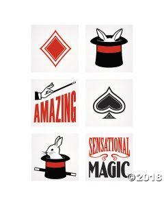 Magic Party Tattoos