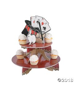 Magical Party Cupcake Stand