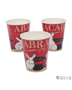 Magical Party Paper Cups