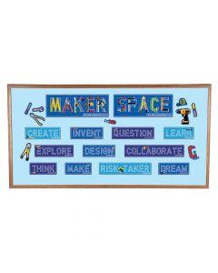 Maker Space Mini Bulletin Board Set