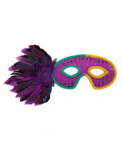 Mardi Gras Elegant Masks