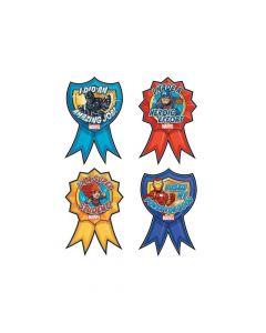 Marvel Avengers Reward Badge Stickers