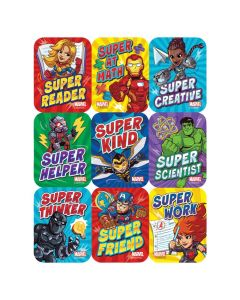 Marvel Avengers Reward Giant Stickers