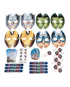 Marvel Comics The Avengers Favor Pack
