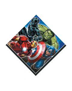 Marvel Comics The Avengers Luncheon Napkins