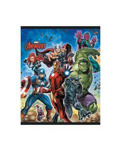 Marvel Comics The Avengers Plastic Loot Bags