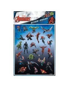 Marvel Comics The Avengers Stickers