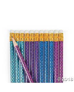 Mermaid Pencils