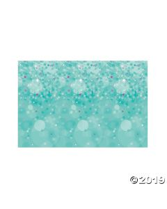 Mermaid Sparkle Backdrop