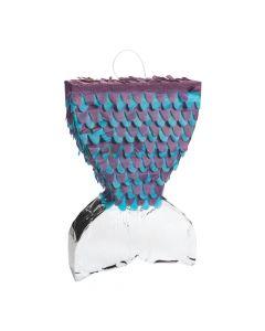 Mermaid Sparkle Tail Pinata