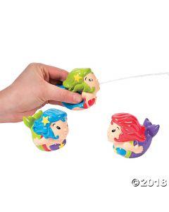 Mermaid Squirt Toys