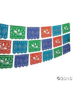Mexican Cutout Banner