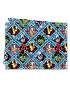 Mighty Avengers Plastic Tablecover