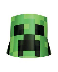 Minecraft Creeper Party Hats