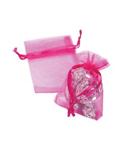 Mini Azalea Organza Bags
