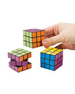 Mini Bright Magic Cubes