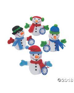 Mini Exchange Plush Snowmen