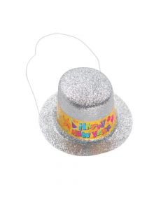 Mini Happy New Year Top Hats
