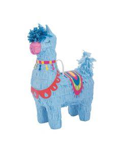 Mini Llama Favor Pinata