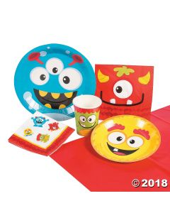 Mini Monster Party Pack