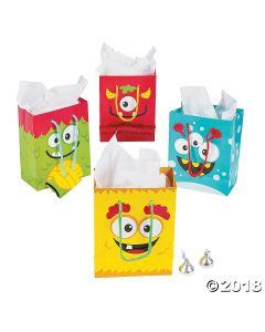 Mini Monster Small Gift Bags