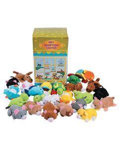 Mini Pet Shop Stuffed Animal Assortment