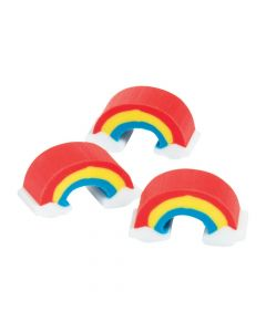 Mini Rainbow Erasers