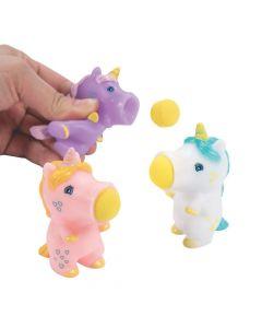 Mini Unicorn Popper Ball Launchers