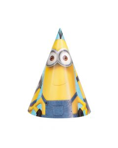 Minions™ Cone Party Hats