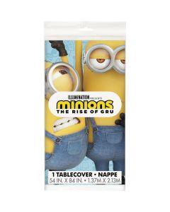 Minions™ Plastic Tablecloth